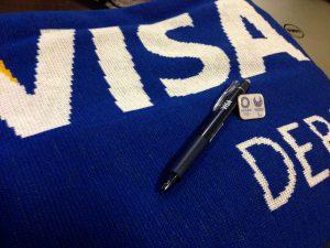 visaジャパン